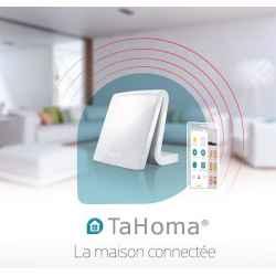 Box domotique TaHoma Premium