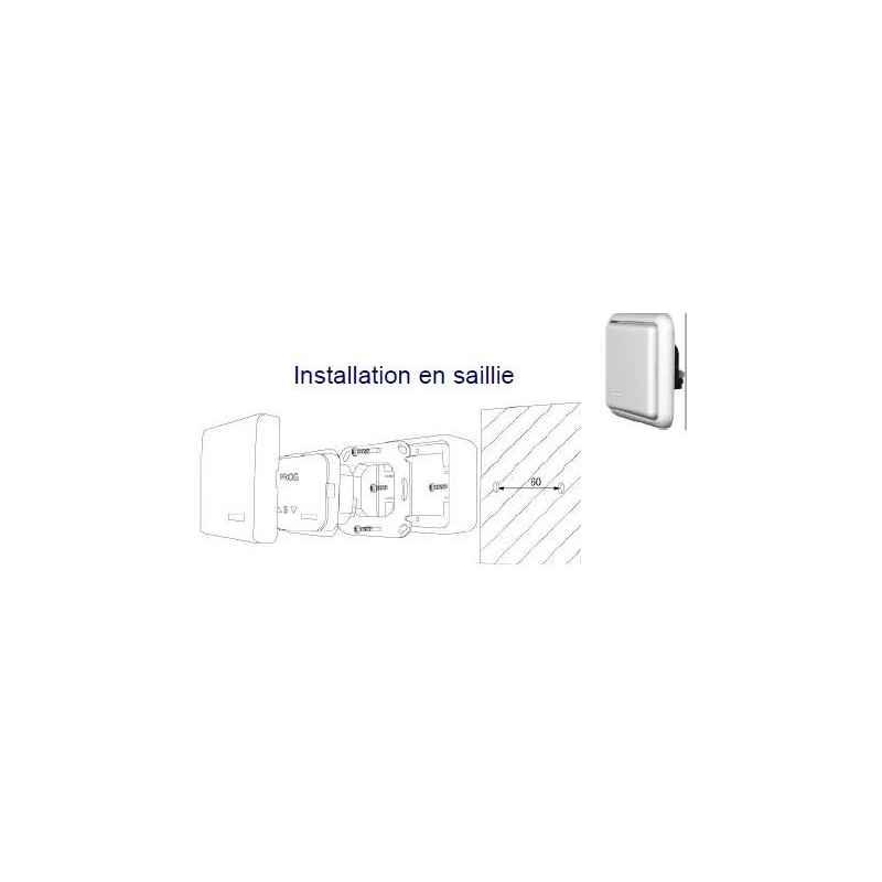 Recepteur d eclairage interieur rts for Inter crepusculaire exterieur