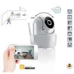 Caméra intérieure orientable VISIDOM ICM100