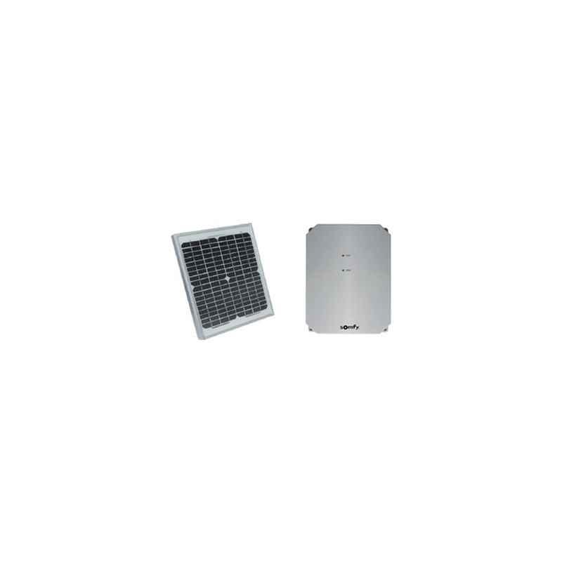 panneau solaire pour kit solarset. Black Bedroom Furniture Sets. Home Design Ideas