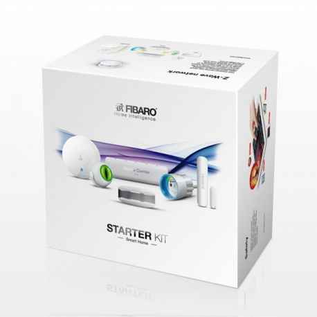 FIBARO Contrôleur Z-Wave Home Center 2