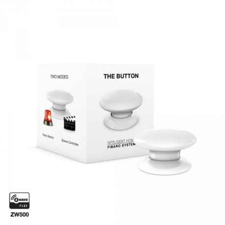 Bouton de commande The Button Z-Wave+