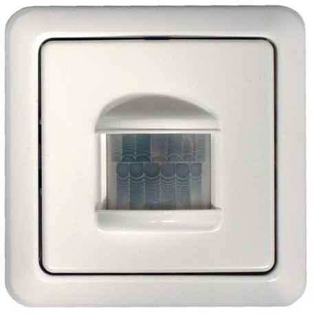 Interrupteur avec détecteur de mouvement couleur crème
