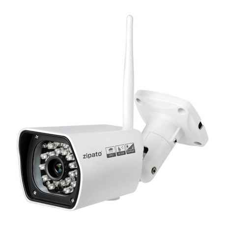 Caméra IP HD extérieur avec vision nocturne