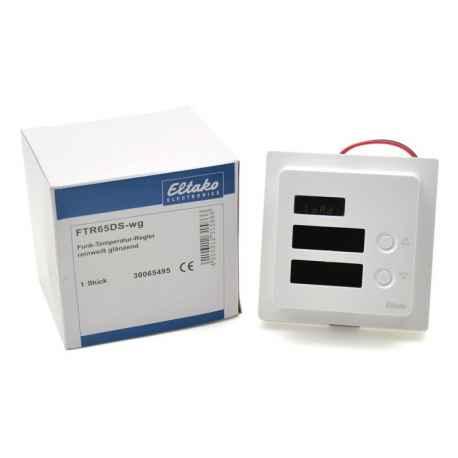 Régulateur de température avec fonctions jour/nuit