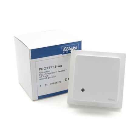 Sonde CO2/température/humidité - blanc