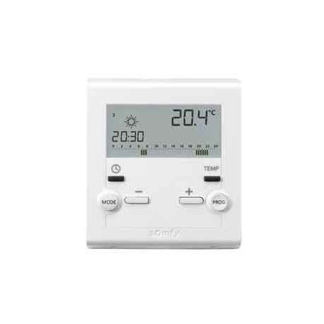 THERMOSTAT PROGRAMMABLE SANS FIL - CONTACT SEC