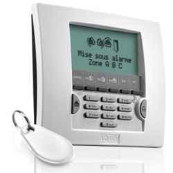 CLAVIER LCD AVEC BADGE