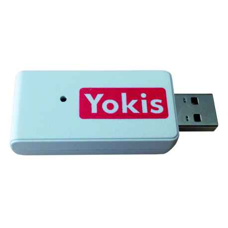 Clé USB bus radio YOKIS