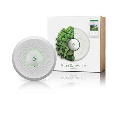 Contrôleur d'arrosage Wi-Fi 16 zones GreenIQ Gen3