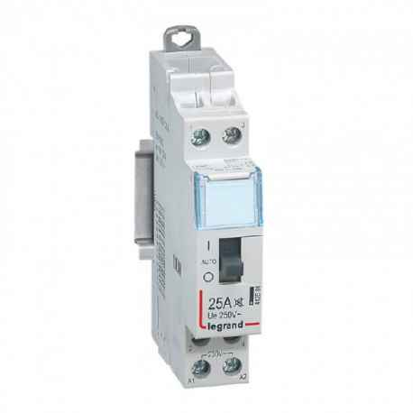Contacteur domestique 250V 25A O+F